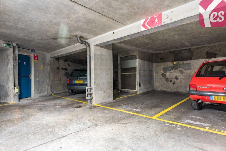 Parking La Défense - Puteaux - Courbevoie gardien
