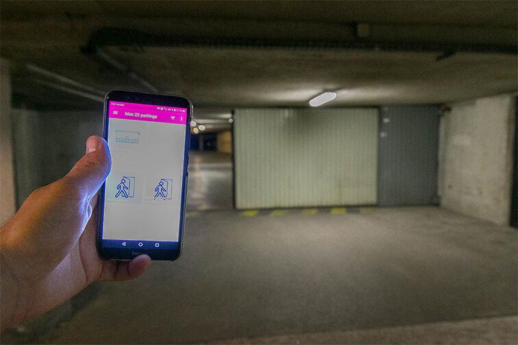 location parking Les Lilas - Liberté