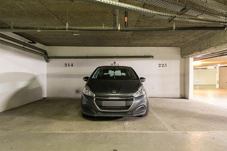 Parking Les Lilas - Liberté souterrain