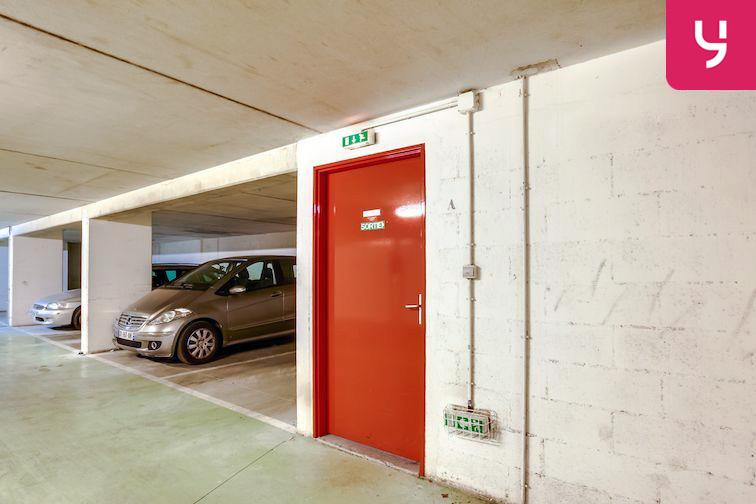 Parking Epitech - Le Kremlin-Bicêtre (place double) box