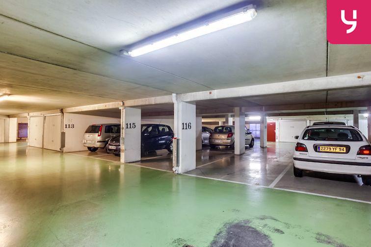 Parking Epitech - Le Kremlin-Bicêtre (place double) à louer
