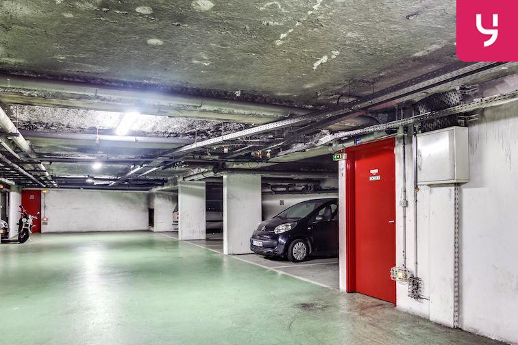 Parking Epitech - Le Kremlin-Bicêtre (place double) gardien