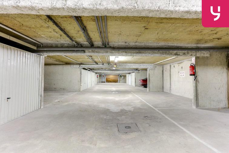 Le parking est propre et entretenu de façon régulière