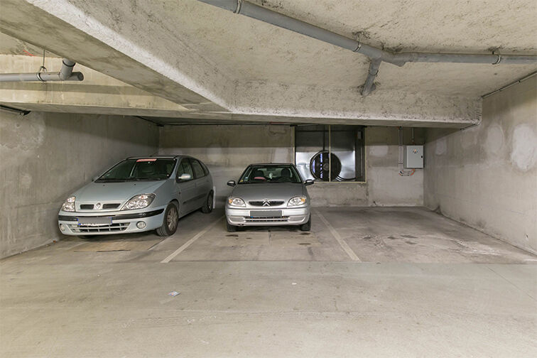 Parking Mairie de Stains box