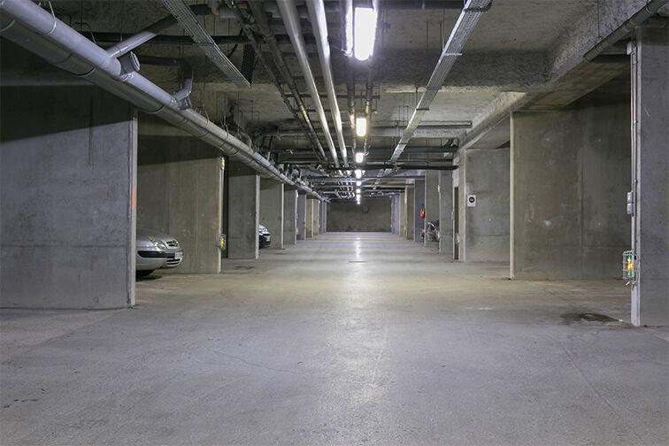 Parking Mairie de Stains garage