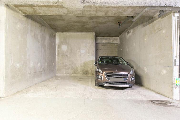 Parking Mairie de Stains underground