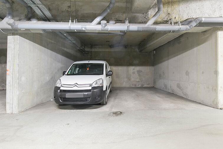 Parking Mairie de Stains 8-12 Rue Pierre de Geyter