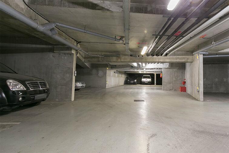 Parking Mairie de Stains 24/24 7/7