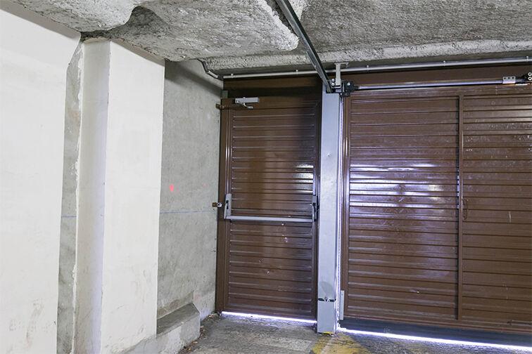 Parking Mairie de Stains 93240