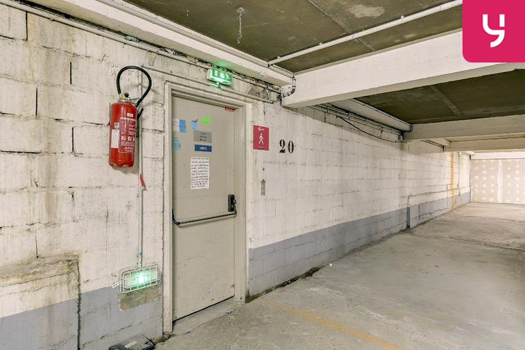Parking Flandre - Aubervilliers - Paris 19 - Places doubles en location