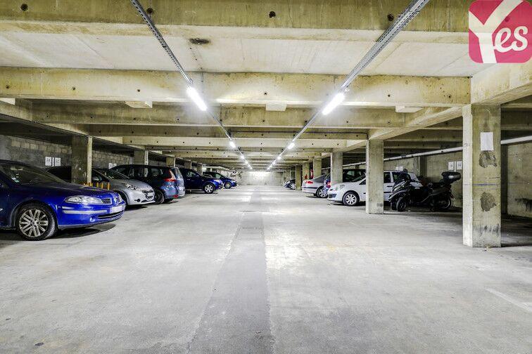 Parking Rue des Poissonniers - Paris 18 box