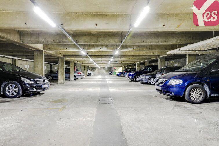 Parking Rue des Poissonniers - Paris 18 24/24 7/7