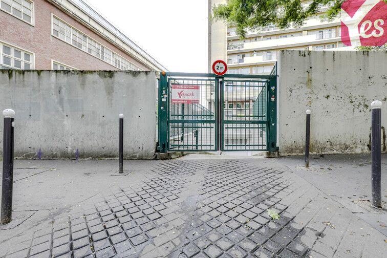 Parking Rue des Poissonniers - Paris 18 à louer