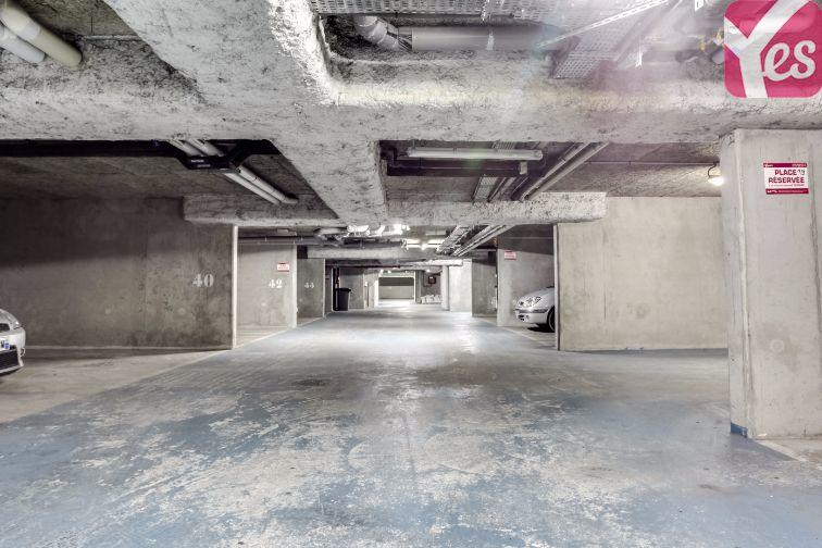 Parking Orly longue durée location mensuelle