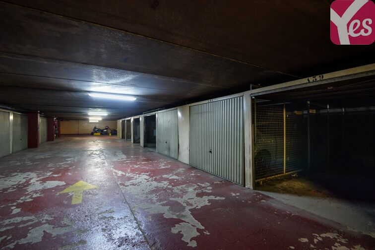 Parking Gare de Suresnes Mont Valerien sécurisé