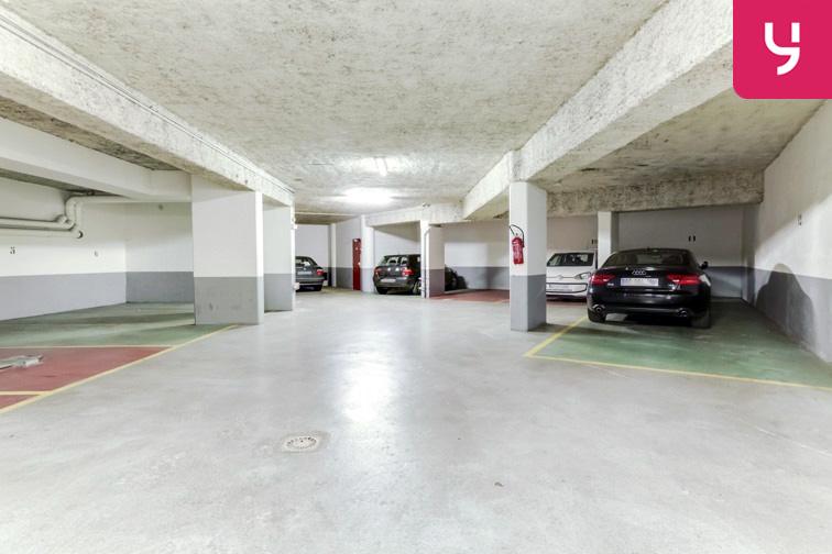 Parking Le Kremlin-Bicêtre Metro (place moto) location