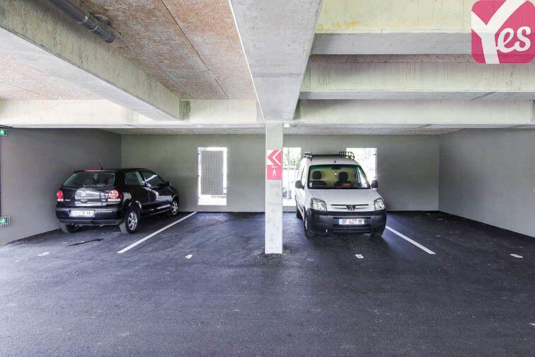Parking Le Ban-Saint-Martin - Mairie à louer
