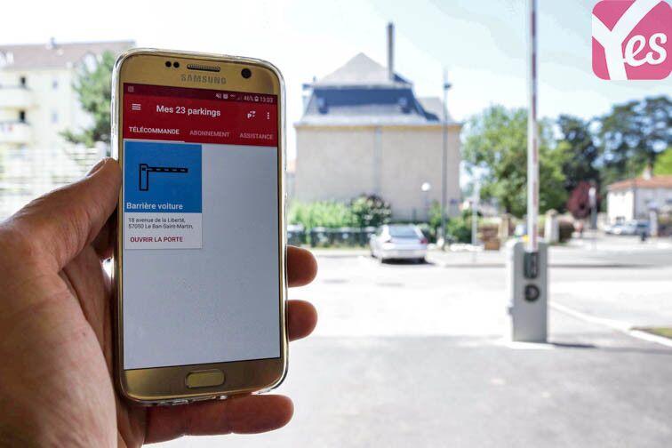 Parking Le Ban-Saint-Martin - Mairie 57050
