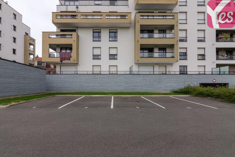 Parking Saint-André-lez-Lille - Est souterrain