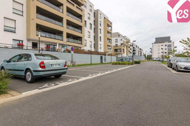 Parking Saint-André-lez-Lille - Est sécurisé