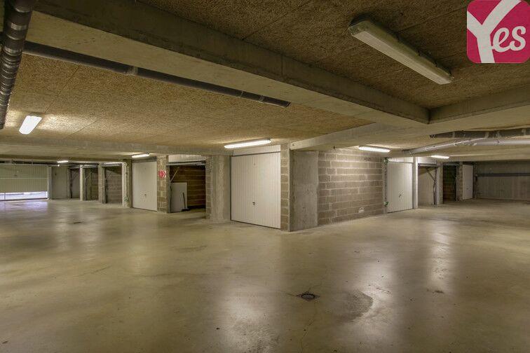 Parking Parc du Pas du Loup - Sablon - Metz underground
