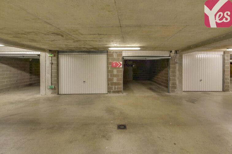 Parking Parc du Pas du Loup - Sablon - Metz box