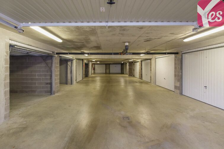 Parking Parc du Pas du Loup - Sablon - Metz garage