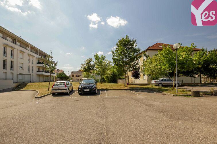 Parking Parc du Pas du Loup - Sablon - Metz secure