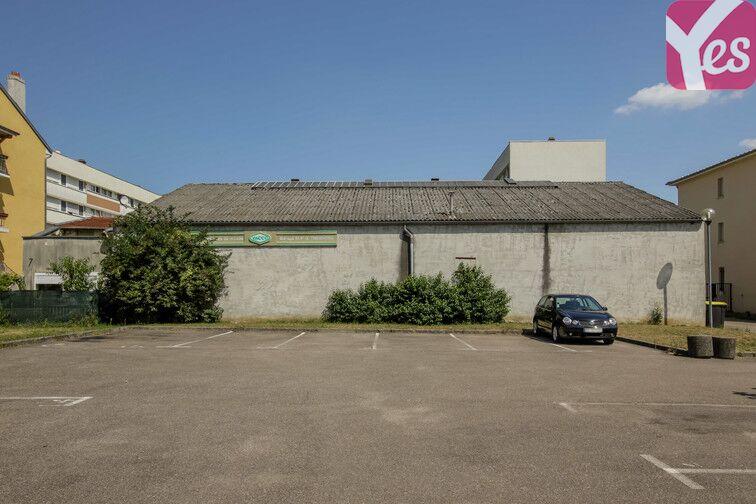 Parking Parc du Pas du Loup - Sablon - Metz 57000