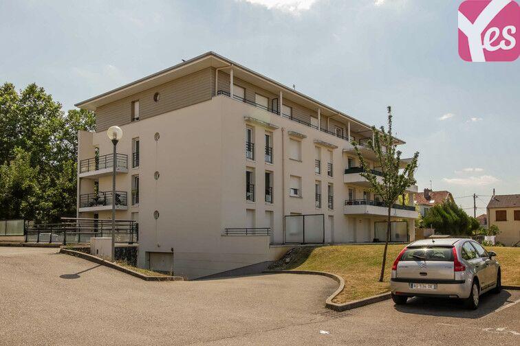 Parking Parc du Pas du Loup - Sablon - Metz location mensuelle