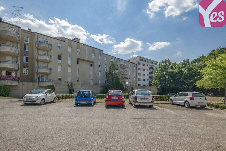 Parking Jardin botanique - Metz à louer