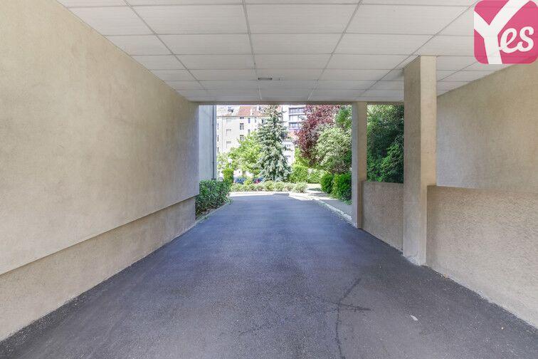 Parking Jardin botanique - Metz box