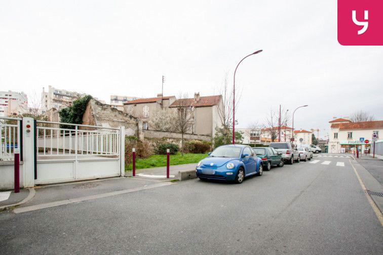 Parking Mairie de Bezons 24/24 7/7