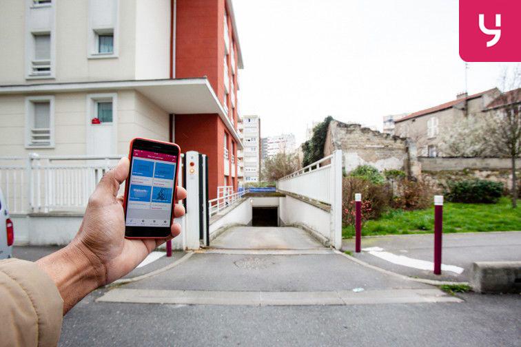 location parking Mairie de Bezons