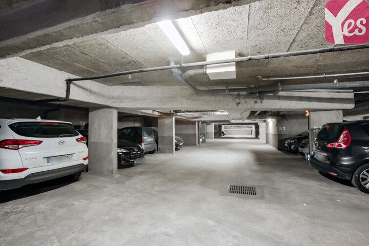 Parking Mairie de Bezons gardien