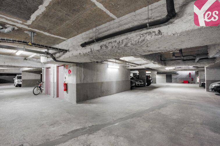Parking Mairie de Bezons sécurisé