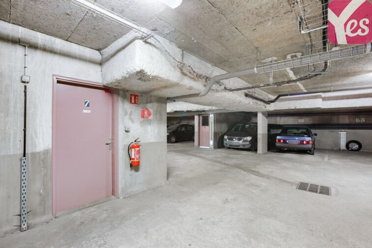Parking Mairie de Bezons souterrain