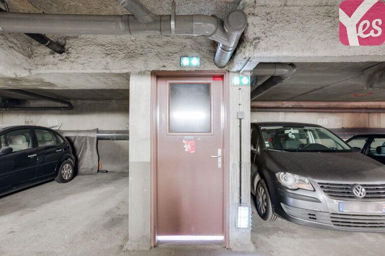 Parking Mairie de Bezons garage