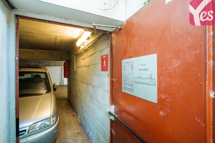 Parking Strasbourg - Bourse - Esplanade - Krutenau garage