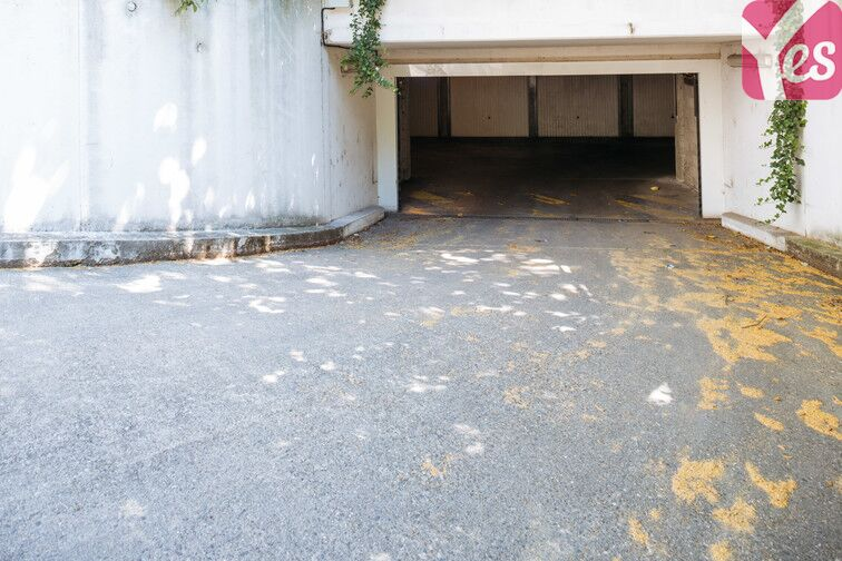 Parking Strasbourg - Bourse - Esplanade - Krutenau souterrain