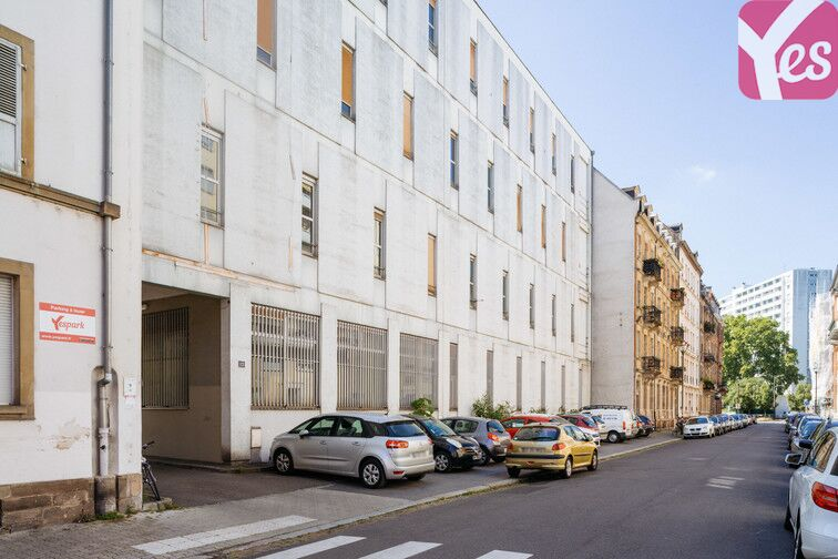 Parking Strasbourg - Bourse - Esplanade - Krutenau 24/24 7/7