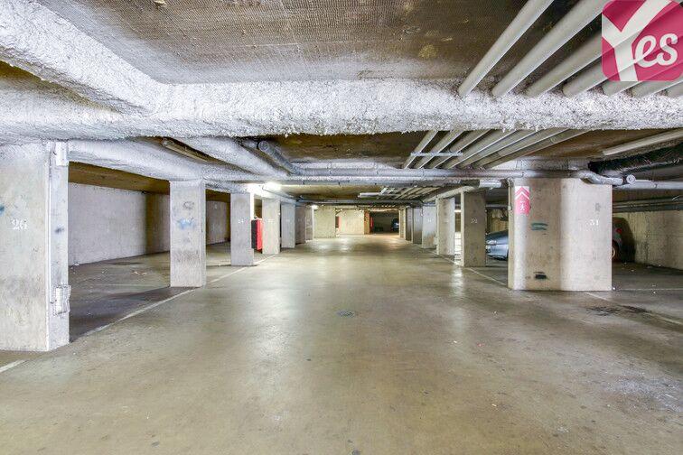 Parking Forbach - Centre-Ville location mensuelle