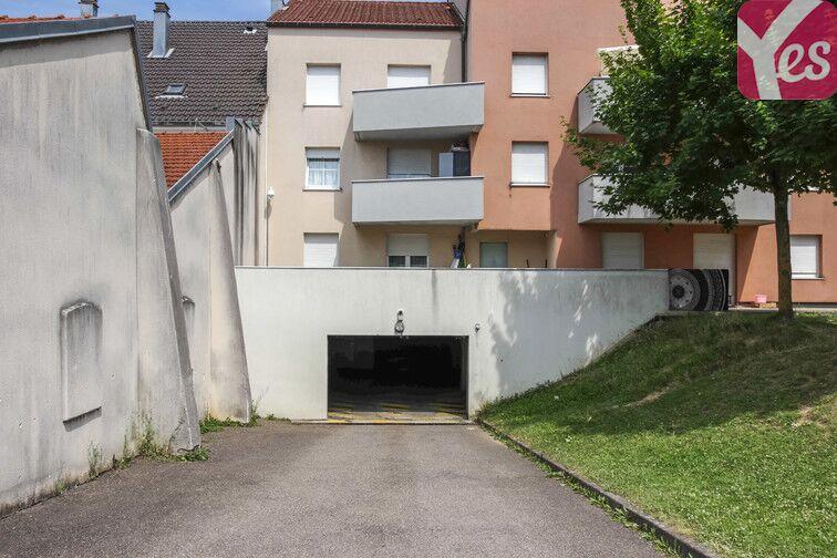 Parking Forbach - Centre-Ville box