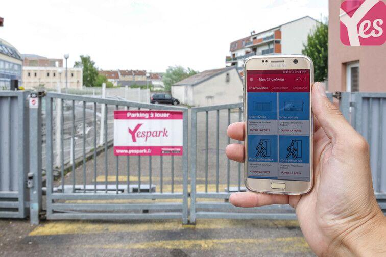 Parking Forbach - Centre-Ville pas cher