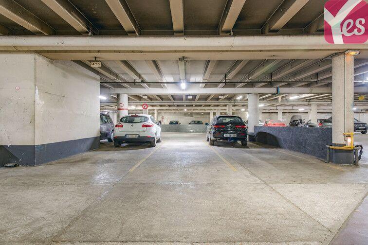 Parking Pont de Sèvres - Boulogne-Billancourt gardien