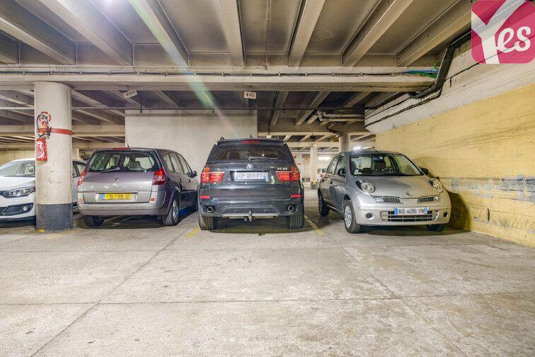 Parking Pont de Sèvres - Boulogne-Billancourt avis