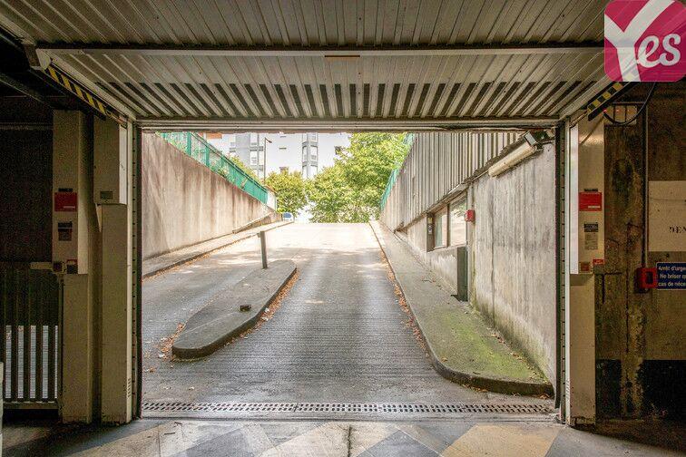Parking Pont de Sèvres - Boulogne-Billancourt location