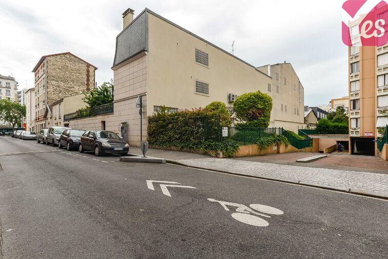 Parking Cimetière de Clichy location mensuelle
