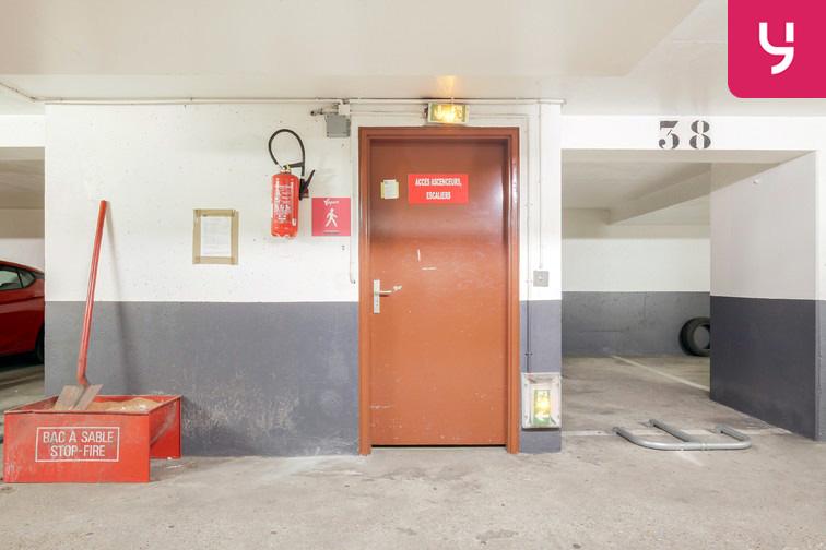 Parking Champerret - Porte d'Asnières - Levallois-Perret (place moto) location mensuelle