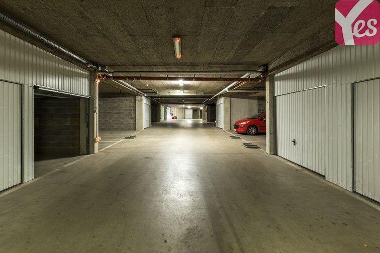 Parking Mairie de Montigny-lès-Metz sécurisé